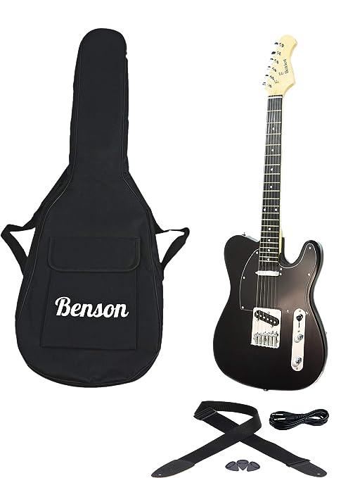 Conjunto de guitarra eléctrica Bentron para TL (tele) Sunburst