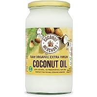 Coconut Merchant Organic Raw Extra Virgin Coconut Oil 1 Litre