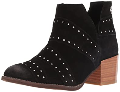 6de3f8f6c9f28 Roxy Women s Lexie Suede Fashion Boot Ankle  Amazon.co.uk  Shoes   Bags