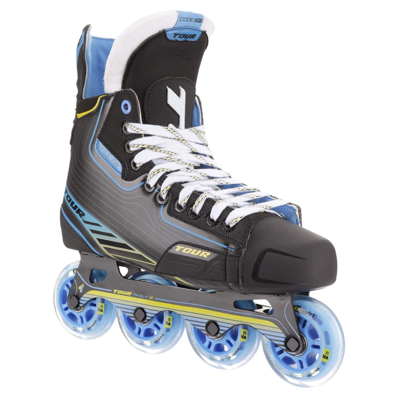 Tour Code 5.One Inline Roller Hockey Skates Senior Size 10