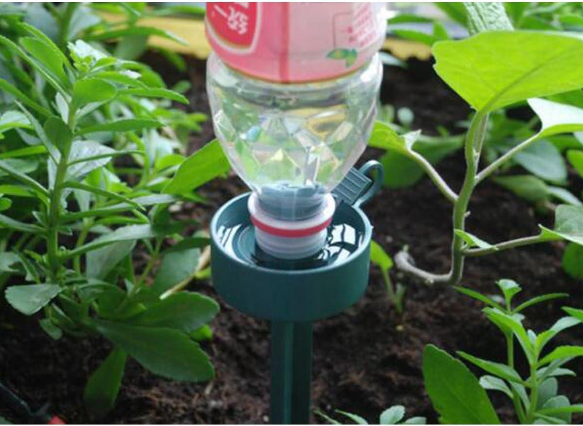 king do way 5 Pcs Arroseurs Automatiques Arrosage Irrigation pour Plantes Jardin Int/érieur Ext/érieur 28cm