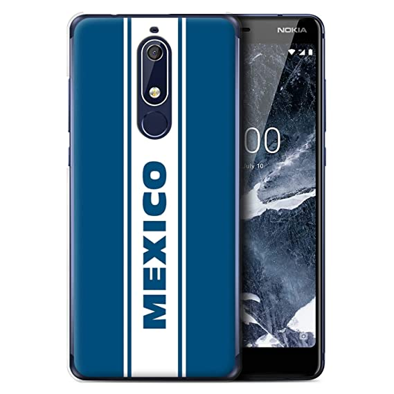 release date bfd24 e4767 Amazon.com: eSwish Phone Case/Cover for Nokia 5 2018 (5.1) / Mexico ...
