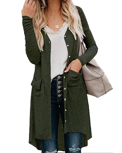 Mantel mit Taschen grauMantel Sweater Langarm outfit QrtdCsh