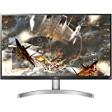 "LG 27UL600-W 27"" UHD 4K IPS Monitor, 5ms (GTG), HDMI, VESA DisplayHDR 400, HDCP 2.2 Compatible, Radeon FreeSync, Screen…"