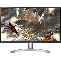 LG 27UL600-W 27 Inch UHD 4K IPS Monitor, 5ms (GTG), HDMI, VESA DisplayHDR 400, HDCP 2.2 Compatible, Radeon FreeSync…