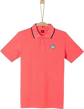 s.Oliver T-Shirt Kurzarm Camisa de Polo para Niños