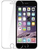 Market Affairs Premium Anti-Fingerprint Matte Tempered Glass Screen Protector for Apple iPhone 6/6S (Transparent)