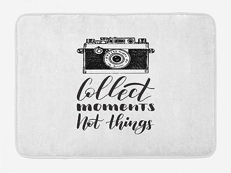 JoneAJ Dicho tapete baño para Tomar Fotos capturar diseño ...