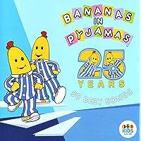 Bananas In Pyjamas: 50 Best Songs (CD Only)