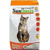 Sun Oasis Clumping Cat Litter Orange Scented 10 L