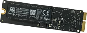 "Odyson - 128GB SSD (PCIe 3.0 x4, SSUBX) Replacement for MacBook Air 13"" A1466 (Early 2015, 2016, 2017)"
