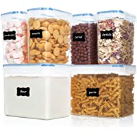 Deals on Vtopmart Airtight Food Storage Containers 6 Pieces