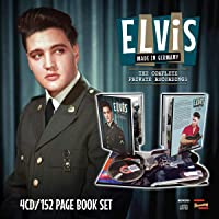 Made In Germany  The Complete Private Recordings 152 Page Book)