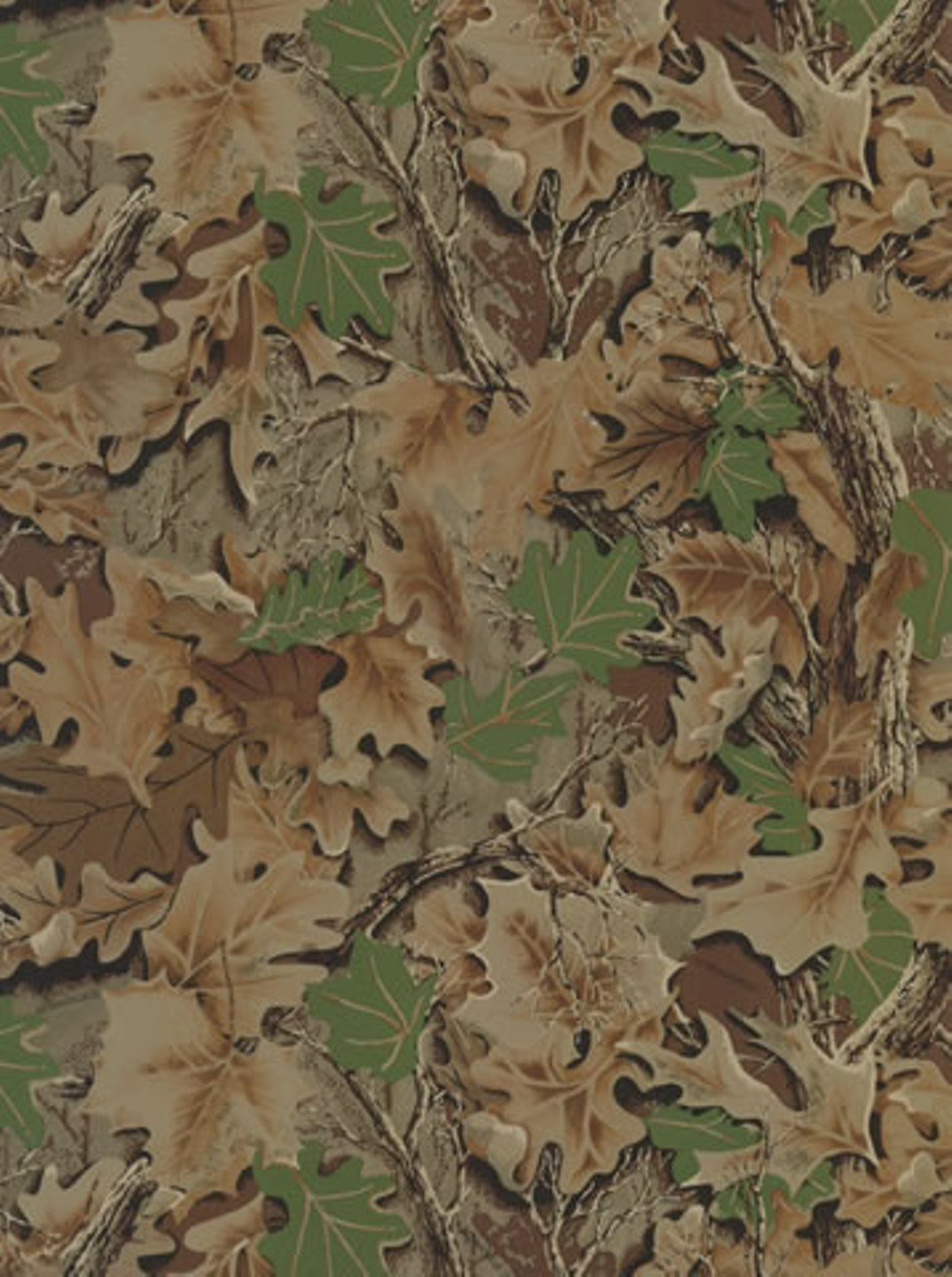 Real Tree Camouflage Advantage Wallpaper