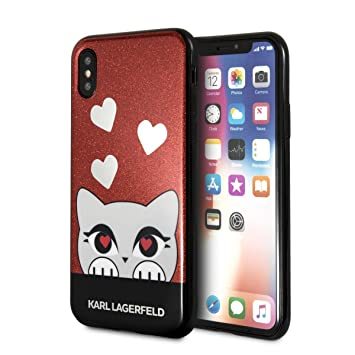 coque iphone x lagerfeld