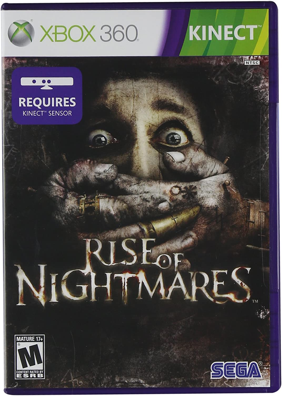 Amazon com: Rise of Nightmares - Xbox 360: Video Games