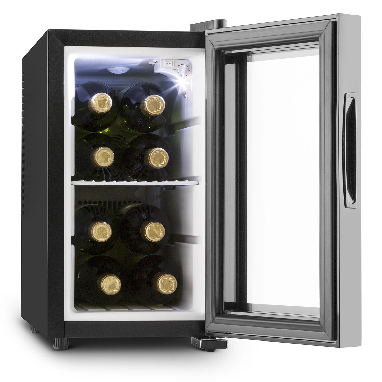 Klarstein Beerlocker S • Mini Kühlschrank • Getränkekühlschrank ...