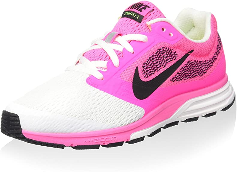modelo resistirse rosado  Nike Women's WMNS Air Zoom Fly 2 Running Shoes: Amazon.co.uk: Shoes & Bags