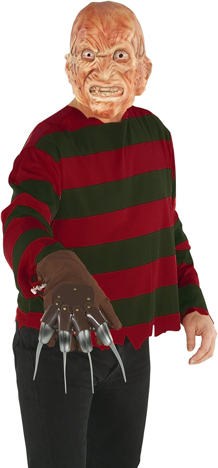 Generique - Kit de Freddy Krueger para Adulto: Amazon.es: Juguetes ...