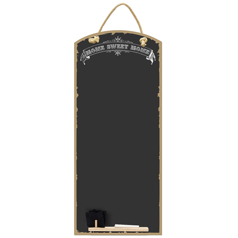 Kreidetafeln UK SWEET HOME hoch dünn Kreidetafel/Tafel/Memo Küche ...