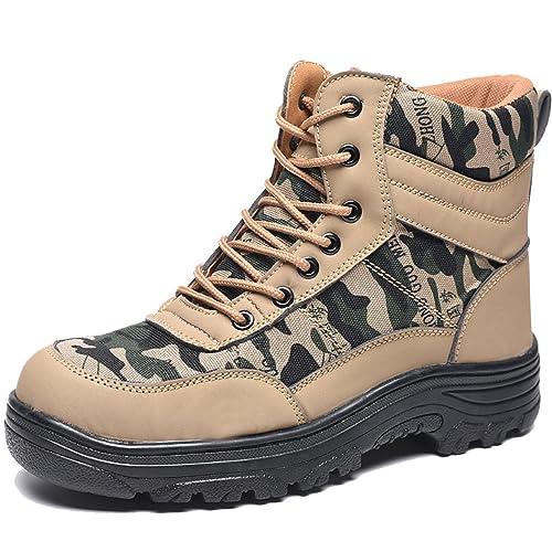 muy elogiado a pies en zapatos clasicos Botas de seguridad para mujer | Botas de seguridad