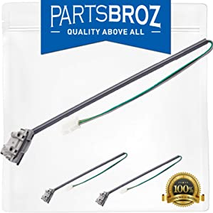 3949247 Lid Switch (2-Pack) by PartsBroz - Compatible with Whirlpool Washers - Replaces 3949237, 3949239, 3949240, 3949247VP, PS11722098