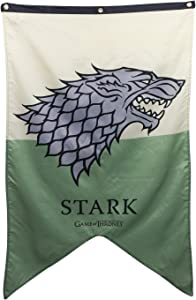 Calhoun Game of Thrones Stark Banner 30 x 50 in