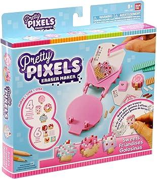 Pretty Pixels - Starter pack dulces (Bandai 38522) , color/modelo ...