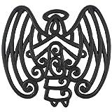 Cara's Casa Angel Trivet - Cast Iron - for