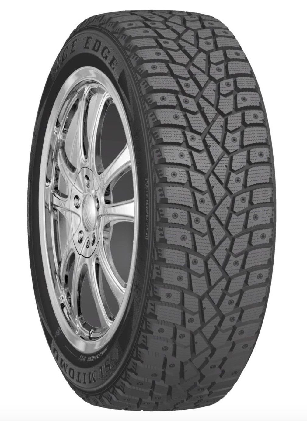 Sumitomo Ice Edge Studable-Winter Radial Tire - 215/55R16 97T by SUMITOMO