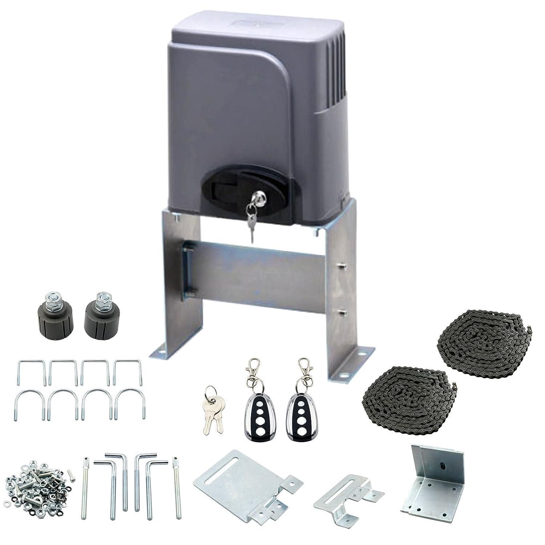 coz automatic sliding gate opener hardware sliding driveway security kit sliding gate opener