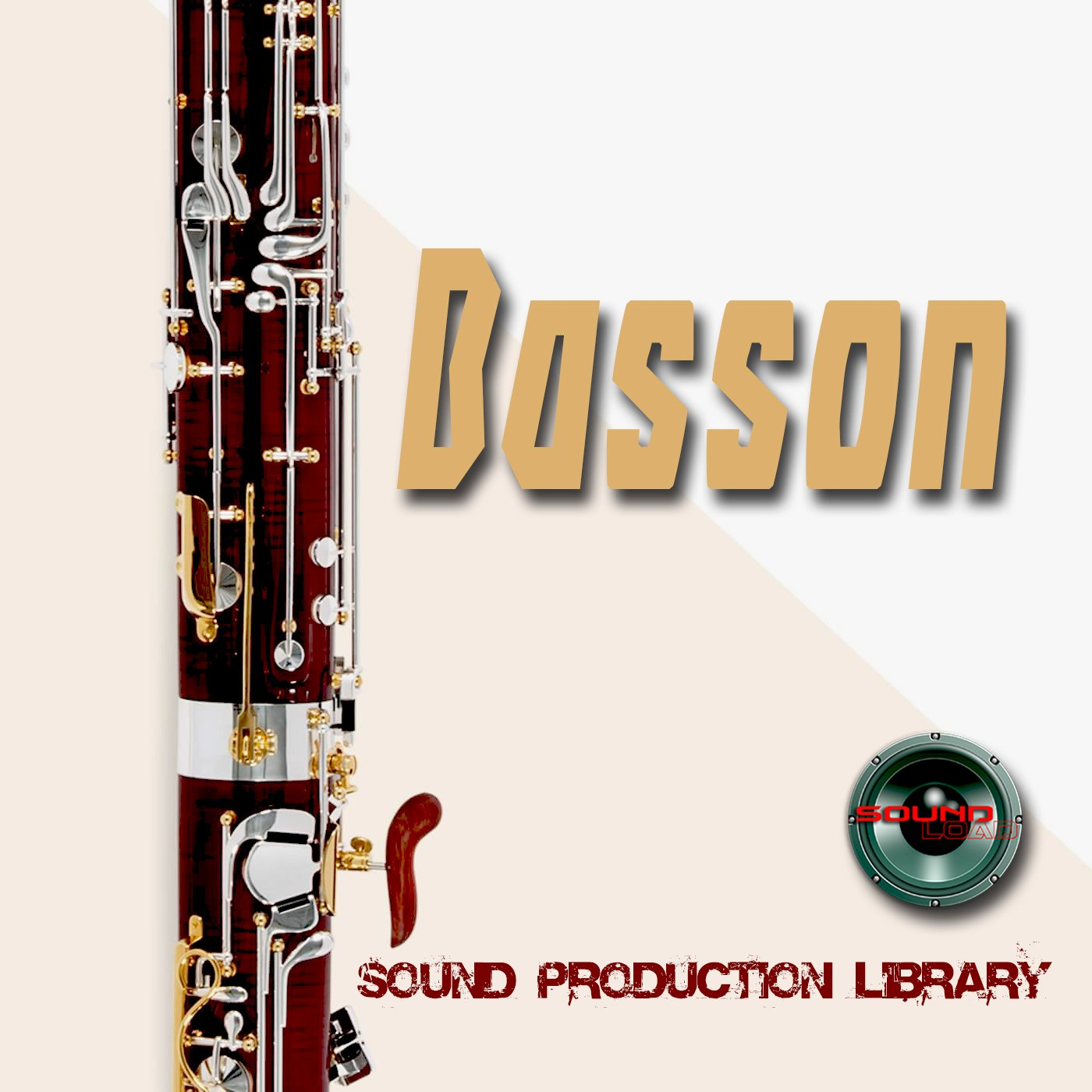Basson Real - Large Unique 24bit WAVE/KONTAKT Multi-Layer Studio Samples Production Library on DVD or download