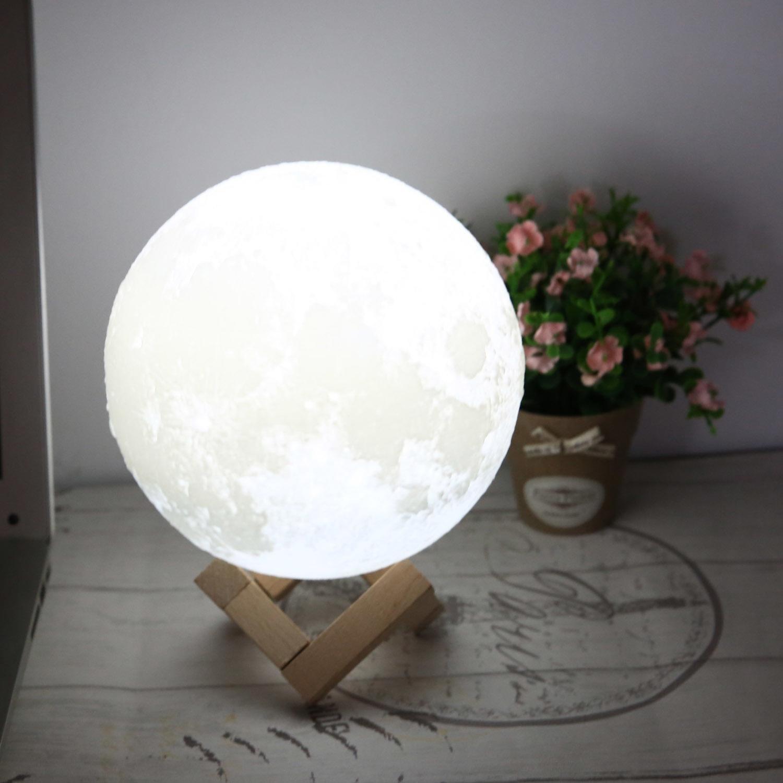 110V Modern Crystal Ceiling Light Pendant Lamp (7 inch Diameter) by Fashine (Image #2)