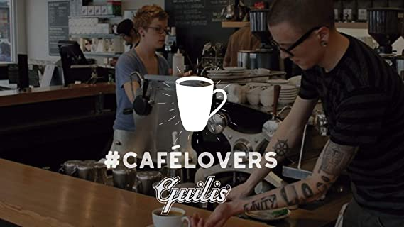 CAFES GUILIS Café en Grano Natural Black Blend de Tueste Natural 2 ...