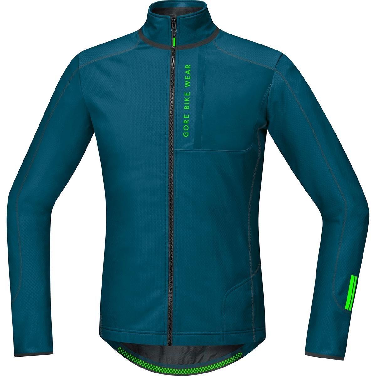 53b4fb46bc8 GORE WEAR Spowet Power Trail Maillot de cyclisme Homme Ink Blue FR   M  (Taille Fabricant   M)  Amazon.fr  Sports et Loisirs