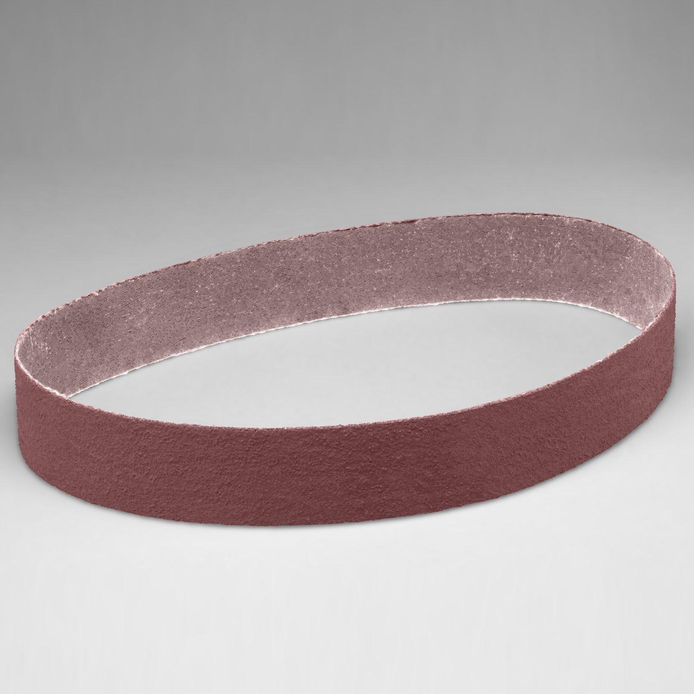 2'' x 60'' Cloth Belt 341D, Aluminum Oxide - 60 Grit - Lot of 25