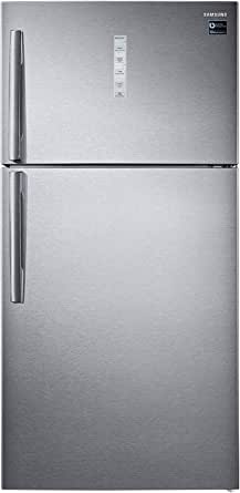 Samsung 810 Liters Top Mount Refrigerator with Twin Cooling, Easy Clean Steel - RT81K7057SL, 1 Year Warranty