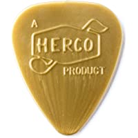 Herco® HEV210P Vintage '66, Gold, Light, 6/Player's Pack