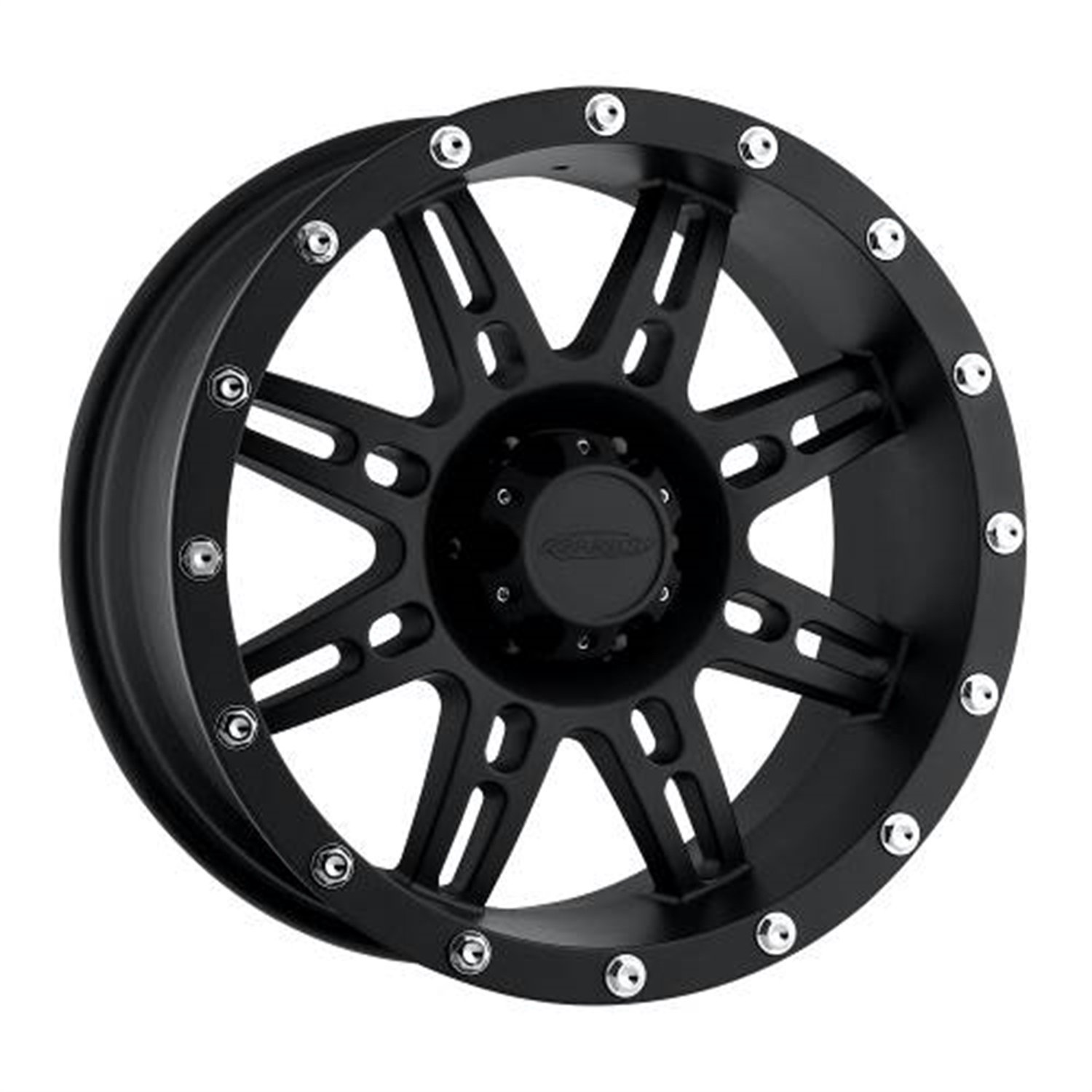 Pro Comp Alloys Series 31 Wheel with Flat Black Finish (17x9'/5x139.7mm) Pro Comp Wheels PXA7031-7985