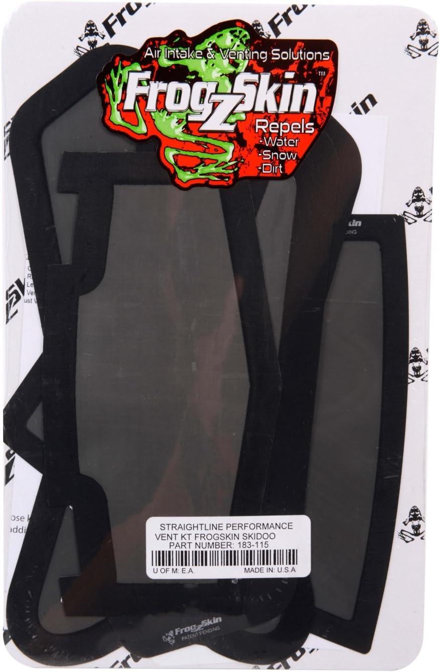 Straightline Performance Frogzskin Clutch Side Vent Kit 4 Piece F0136