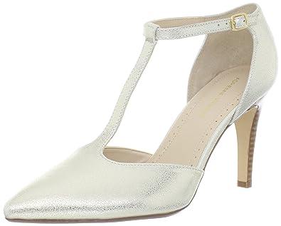 59586954c700 Adrienne Vittadini Footwear Women s Ceclia T-Strap Pump