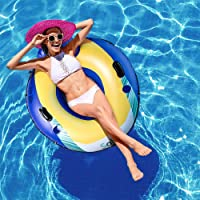 Sable Inflatable Water Floating Tube Lounger 47-inch Deals