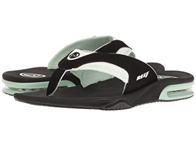 6722e307873f Image Unavailable. Image not available for. Color  Reef Women s Fanning  Flip Flop ...
