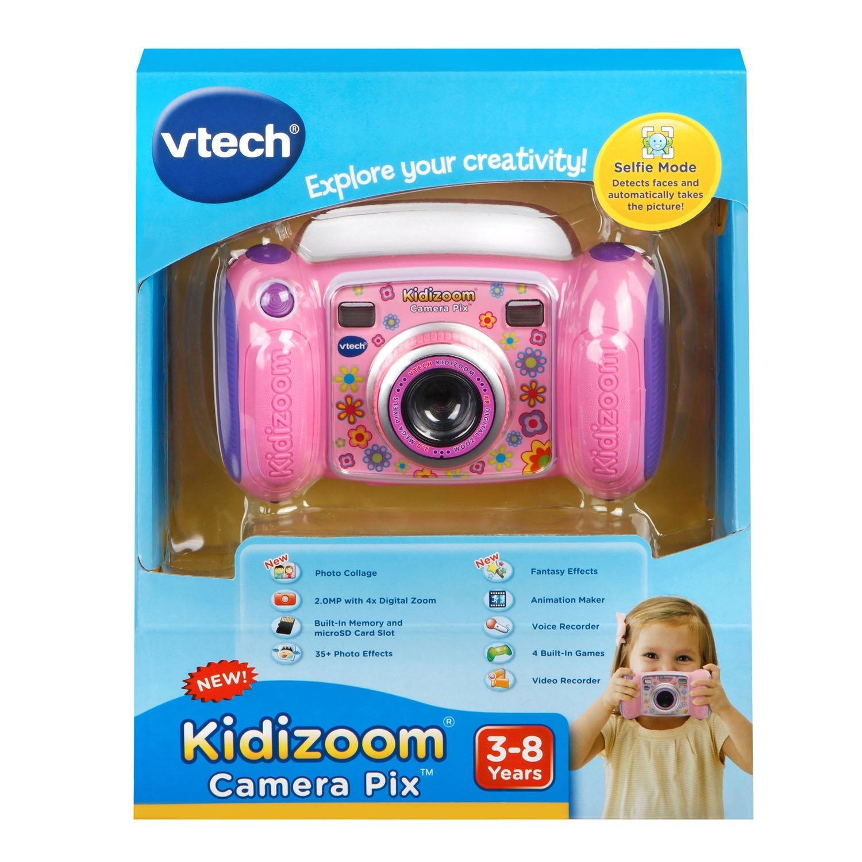 VTech Kidizoom Camera Pix, Pink by VTech (Image #7)