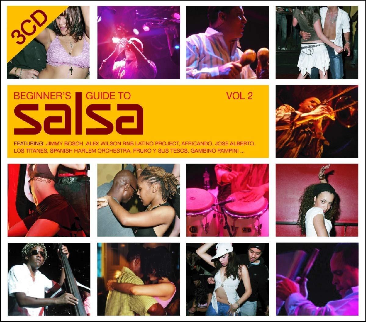 Beginner's Guide to 2 Salsa Spasm price 5 popular