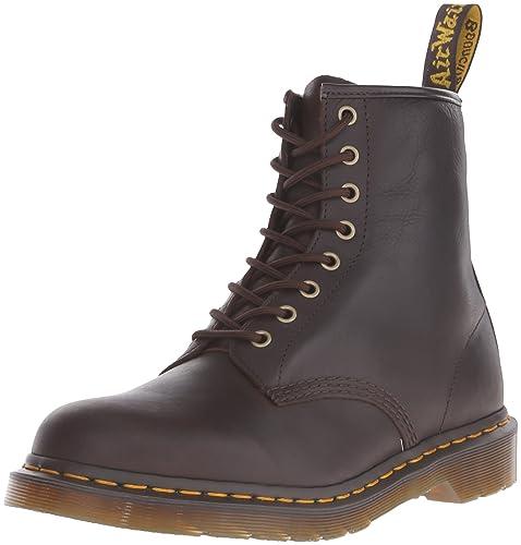 Dr. Martens 1460 Carpathian - Botines con Cordones Hombre: Amazon.es: Zapatos y complementos