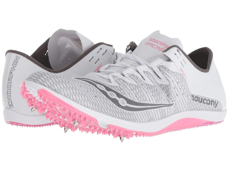 価格は安く [サッカニー] B 7.5 レディースランニングシューズスニーカー靴 Endorphin 2 [並行輸入品] Medium B07N8F1YG8 ホワイト/ピンク 7.5 (24cm) B - Medium 7.5 (24cm) B - Medium|ホワイト/ピンク, LA MUSE:ba41bd2a --- a0267596.xsph.ru