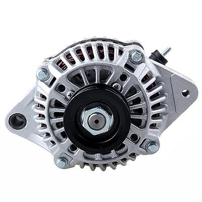 AUTOMUTO Automotive Alternators Fit for 1999-2004 Chevrolet Tracker 1999-2004 Suzuki Vitara 13781 AMT0106 A5TA4291 30020754 30026055 A5TA4291: Automotive