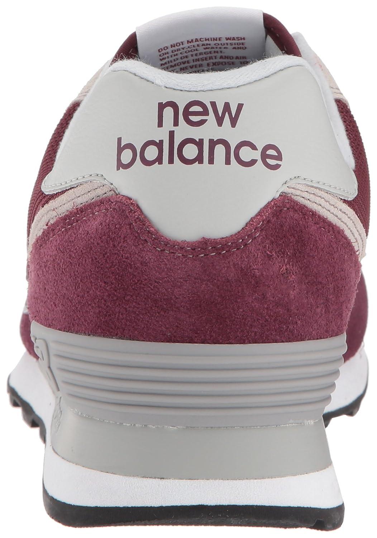 New Balance Herren 574v2 574v2 574v2 Sneaker Rot (Burgundy) 7654f1
