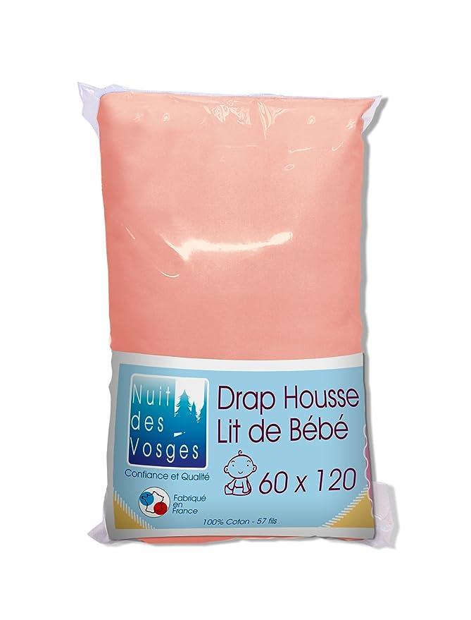 Nuit des Vosges Cotoval - Funda de colchón para cama articulada, de algodón liso, algodón, antracita, 180x200: Amazon.es: Hogar